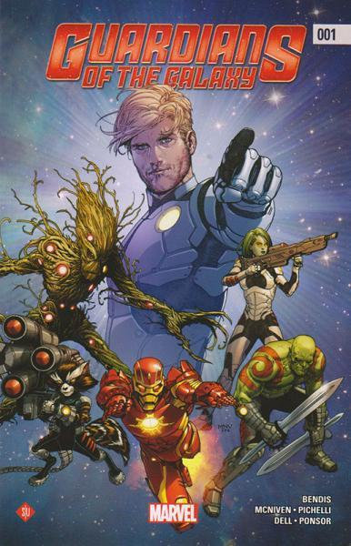 Guardians of the Galaxy (Standaard) 1 Deel 1
