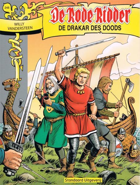 De Rode Ridder 248 De drakar des doods