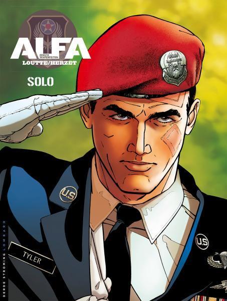 Alfa: Eerste wapenfeiten 2 Solo