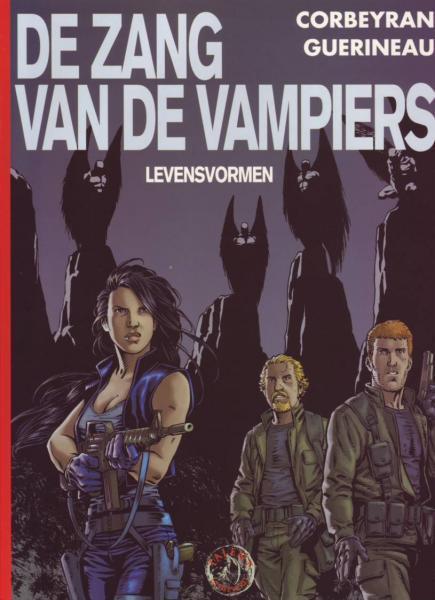 De zang van de vampiers 6 Levensvormen