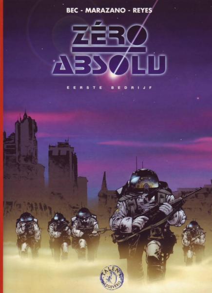 Zéro Absolu 1 Eerste bedrijf