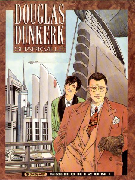 Douglas Dunkerk 1 Sharkville