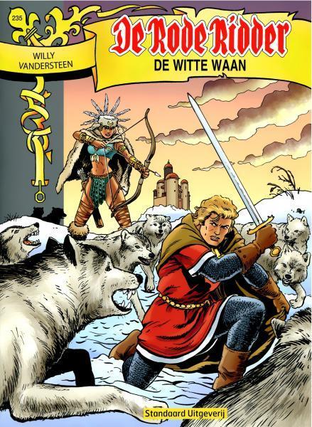 De Rode Ridder 235 De witte waan