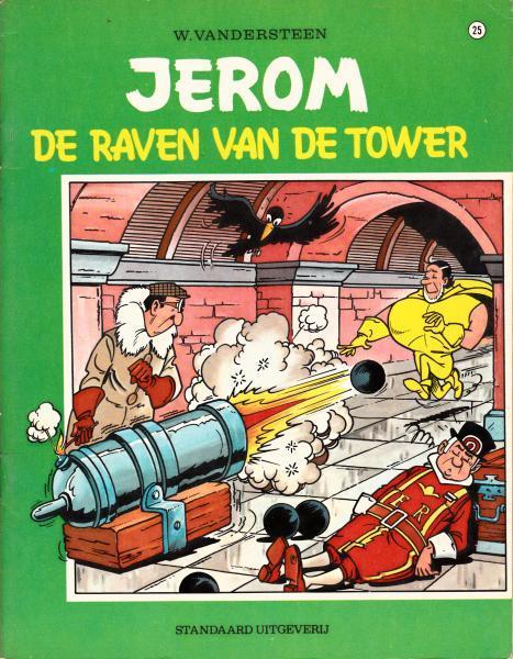 Jerom 25 De raven van de Tower