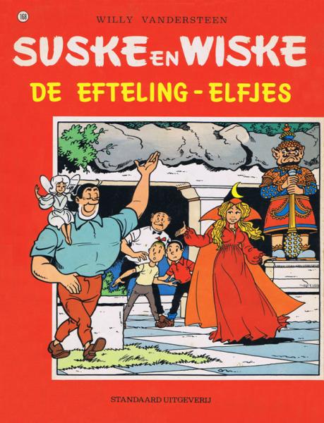 Suske en Wiske 168 De Efteling-elfjes