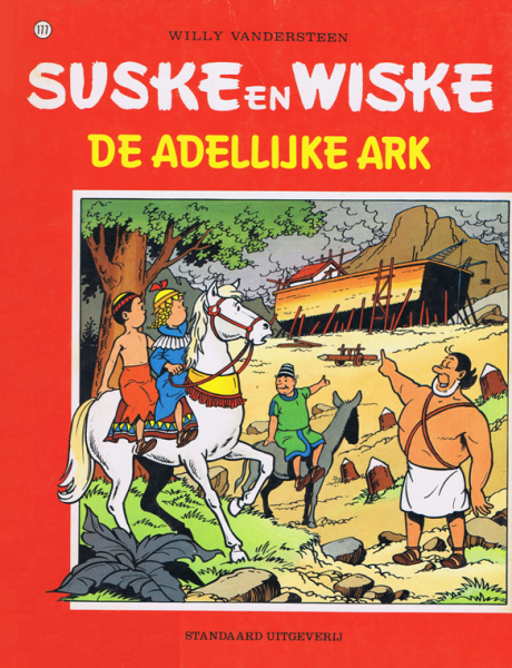 Suske en Wiske 177 De adellijke ark