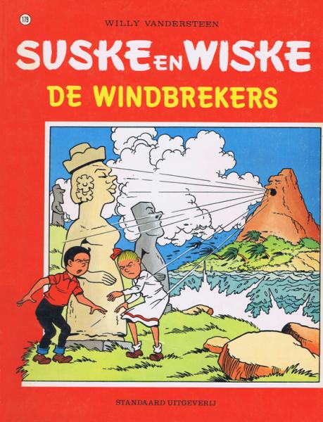 Suske en Wiske 179 De windbrekers