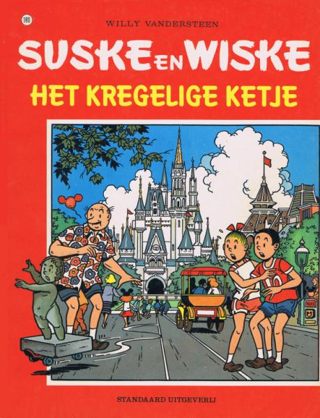 Suske en Wiske 180 Het kregelige Ketje
