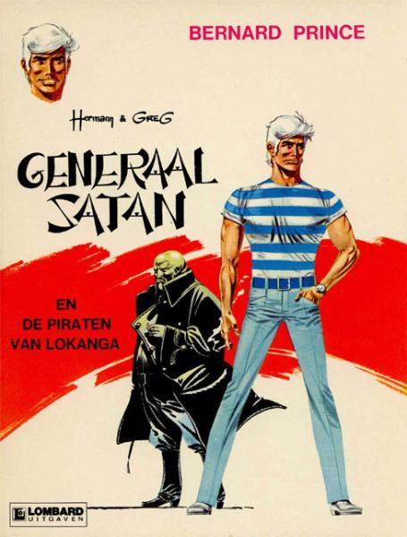 Bernard Prince 1 Generaal Satan