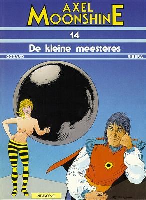 Axel Moonshine 14 De kleine meesteres