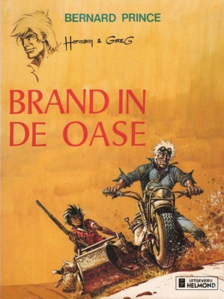 Bernard Prince 5 Brand in de oase