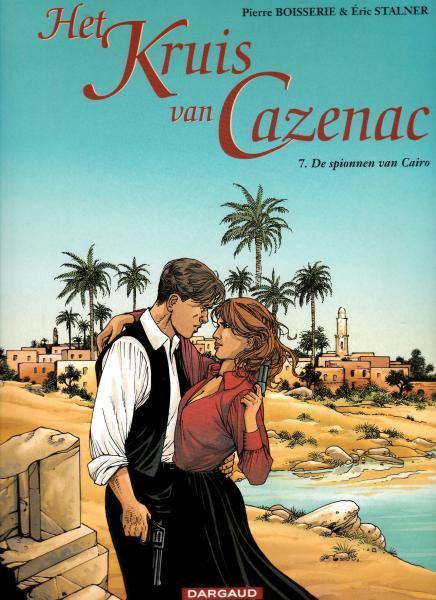 Het kruis van Cazenac 7 De spionnen van Cairo