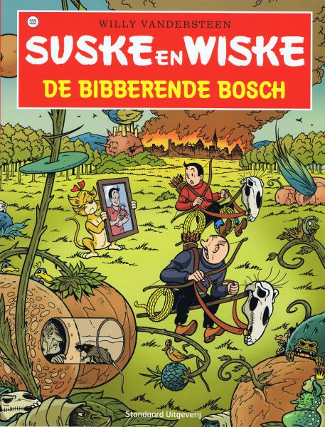 Suske en Wiske 333 De bibberende Bosch