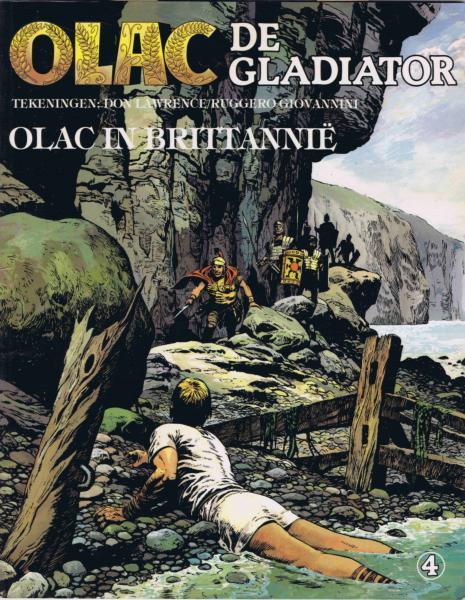 Olac de gladiator 4 Olac in Brittannië