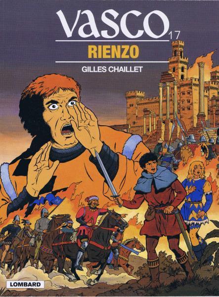 Vasco (Nederlands) 17 Rienzo