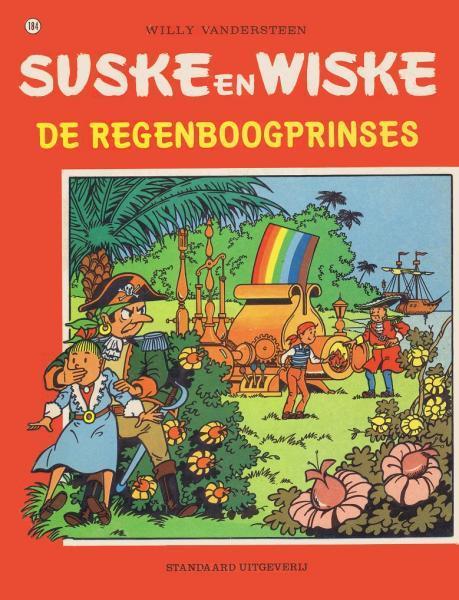 Suske en Wiske 184 De regenboogprinses