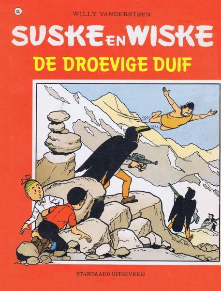 Suske en Wiske 187 De droevige duif