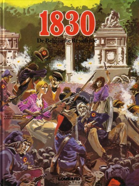 1830, De Belgische Revolutie 1 1830, De Belgische revolutie