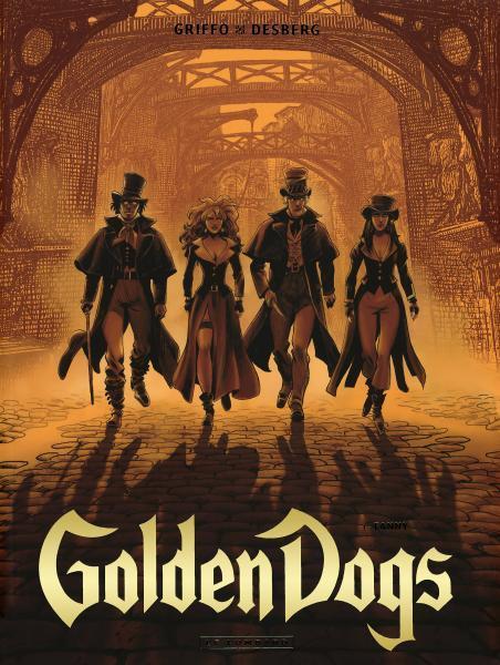 Golden Dogs 1 Fanny