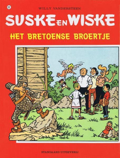 Suske en Wiske 192 Het Bretoense broertje