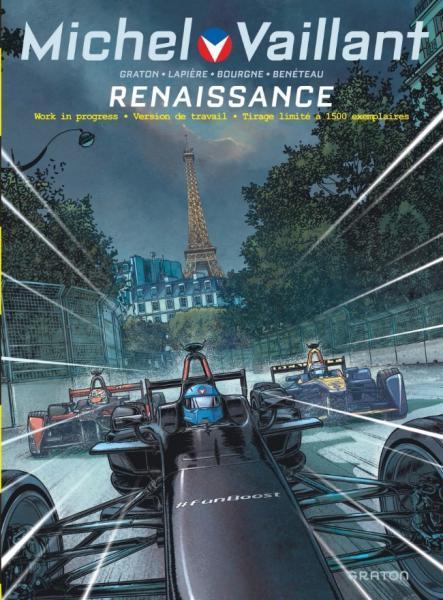 Michel Vaillant (Nieuw seizoen) 5 Renaissance