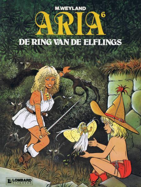 Aria 6 De ring van de Elflings