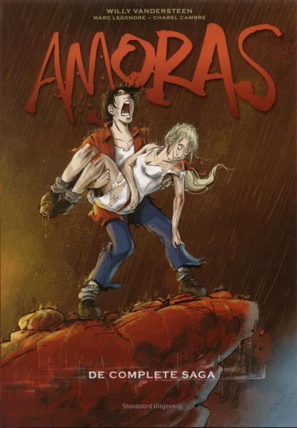 Amoras INT 1 De complete saga