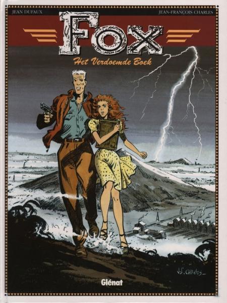 Fox 1 Het verdoemde boek