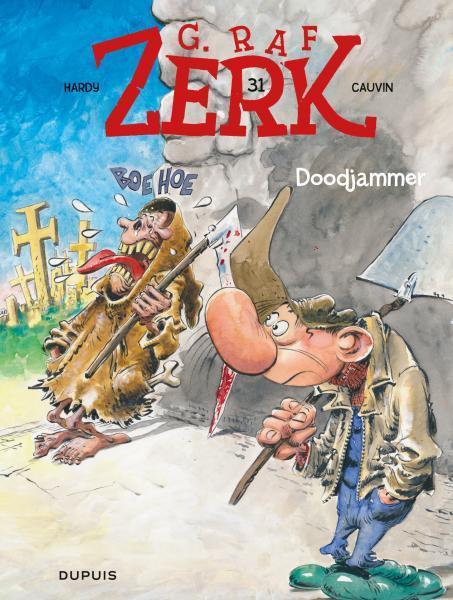 G. Raf Zerk 31 Doodjammer