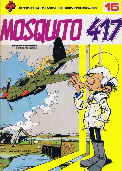 De mini-mensjes 15 Mosquito 417