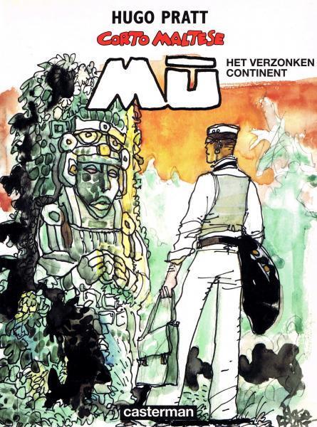Corto Maltese 11 Mû het verzonken continent