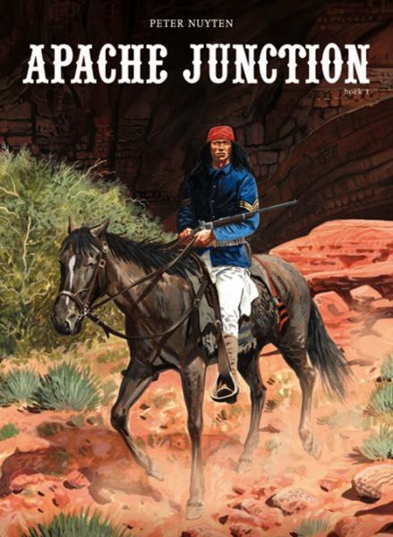 Apache Junction 1 Boek 1