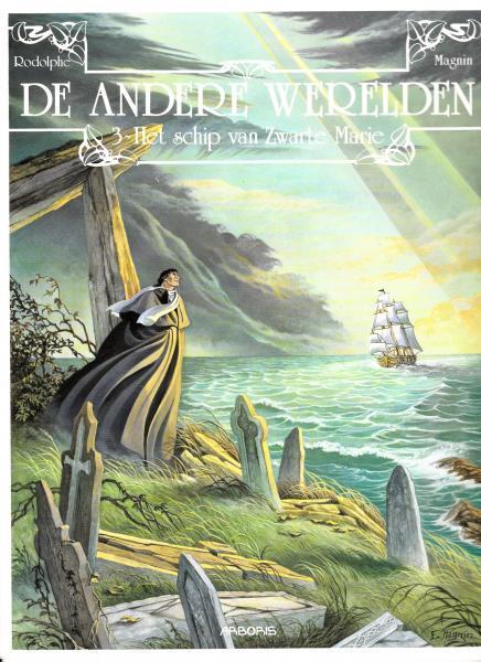 De andere wereld 3 Het schip van Zwarte Marie