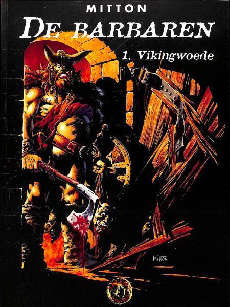 Kroniek der barbaren 1 Vikingwoede