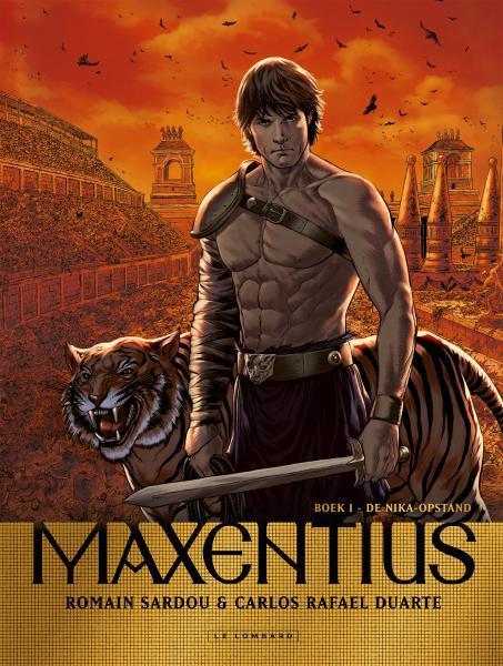 Maxentius 1 De Nika-opstand