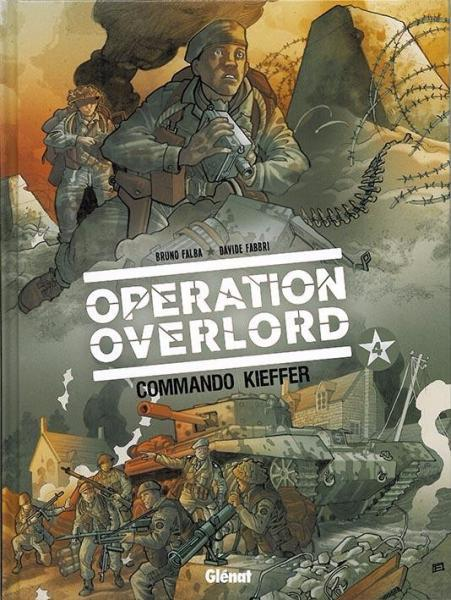 Operatie Overlord 4 Commando Kieffer
