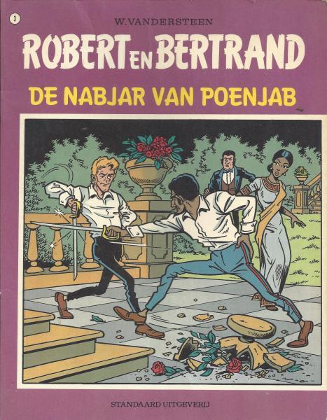 Robert en Bertrand 3 De nabjar van Poenjab