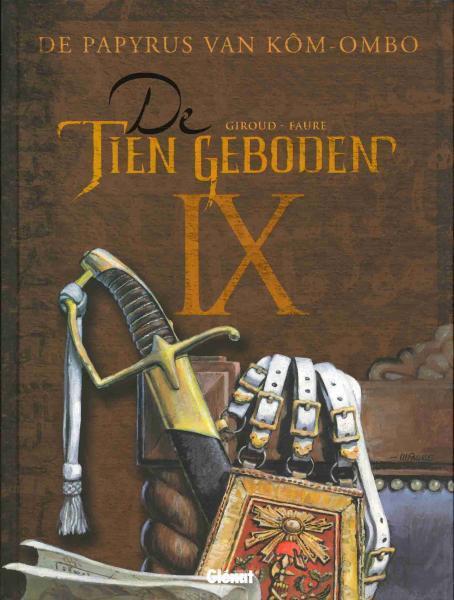 De tien geboden 9 De papyrus van Kôm-Ombo