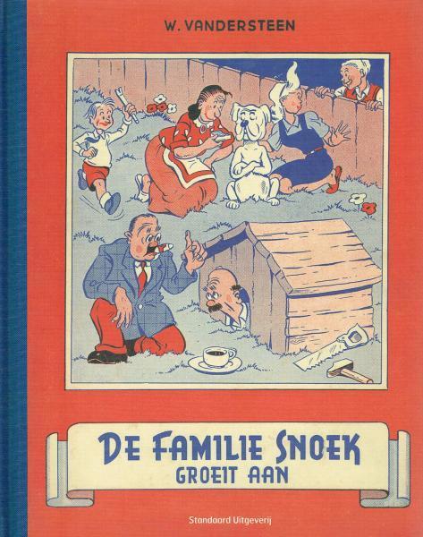 De familie Snoek 2 De familie Snoek groeit aan