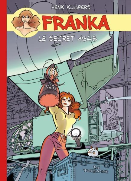 Franka (BD Must) A20 Le secret 1948
