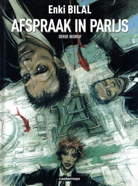 De slaap van het monster 3 Afspraak in Parijs