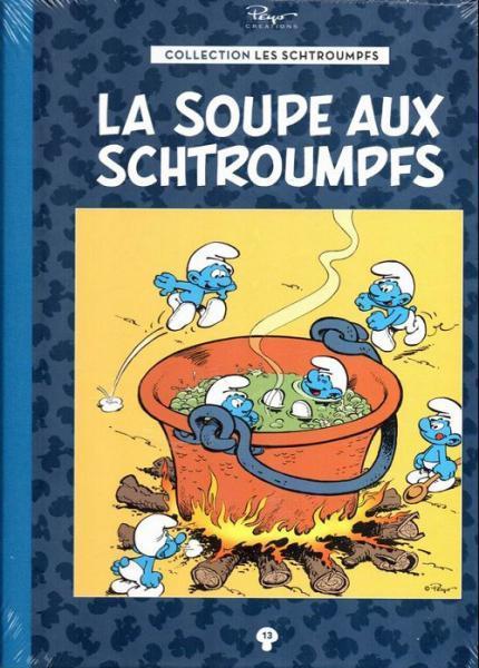 Les Schtroumpfs 10 La soupe aux schtroumpfs