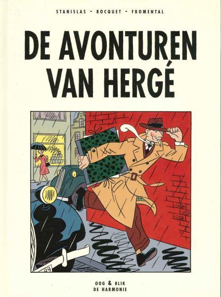 De avonturen van Hergé 1 De avonturen van Herg