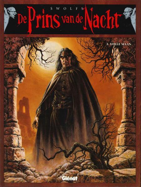 De prins van de nacht 3 Volle maan