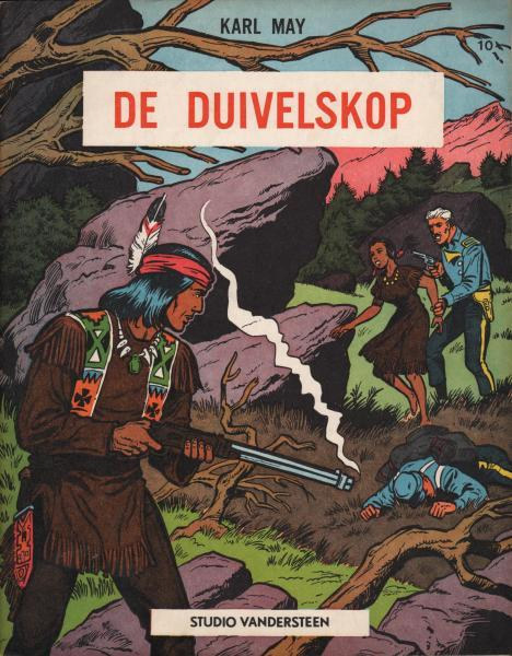 Karl May 10 De duivelskop