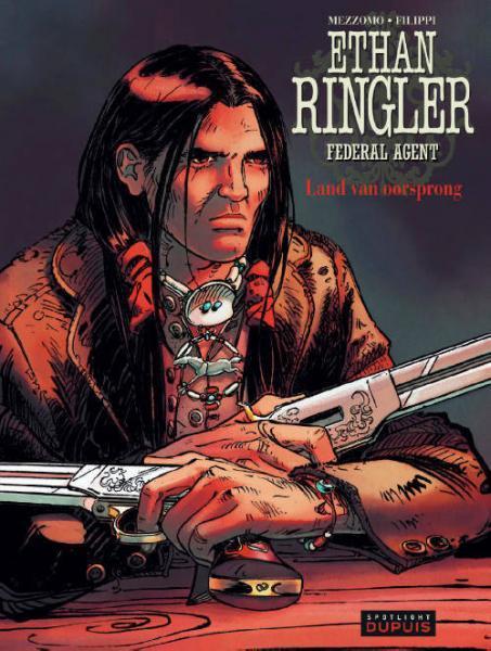 Ethan Ringler, Federal Agent 5 Land van oorsprong