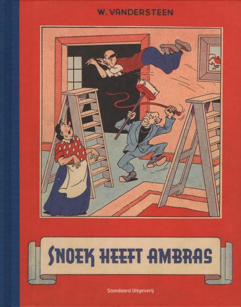 De familie Snoek 9 Snoek heeft ambras