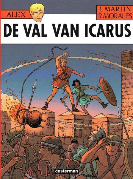 Alex 22 De val van Icarus