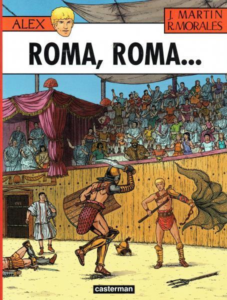 Alex 24 Roma, Roma