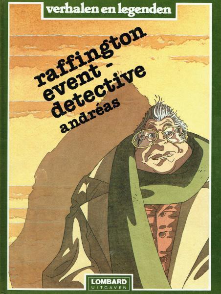 Raffington Event - Detective 1 Raffinton Event - Detective